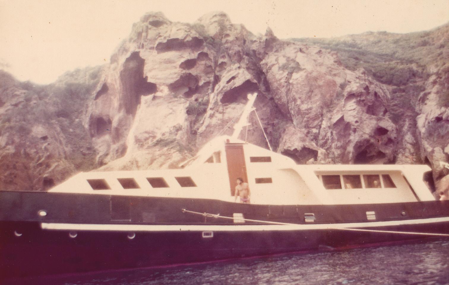 Corse la Baie d'Elbo